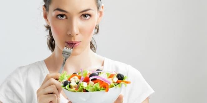 Правильное питание и здоровая пища